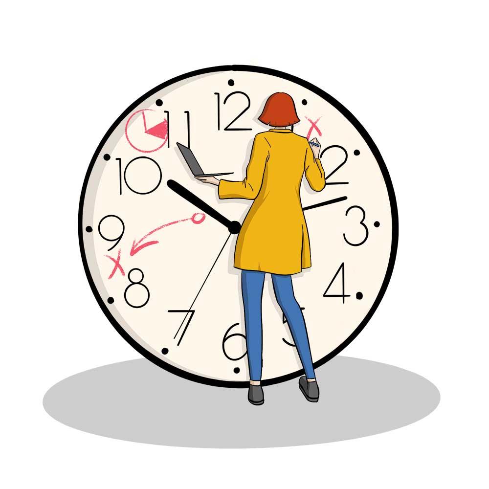 seo takes time