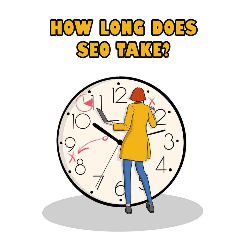 how long does seo take
