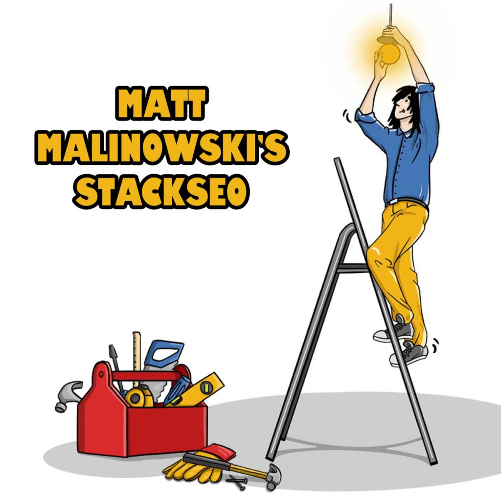 Matt Malinowski's StackSEO